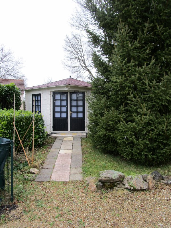 Two houses with swimming pool for sale in Burgundy