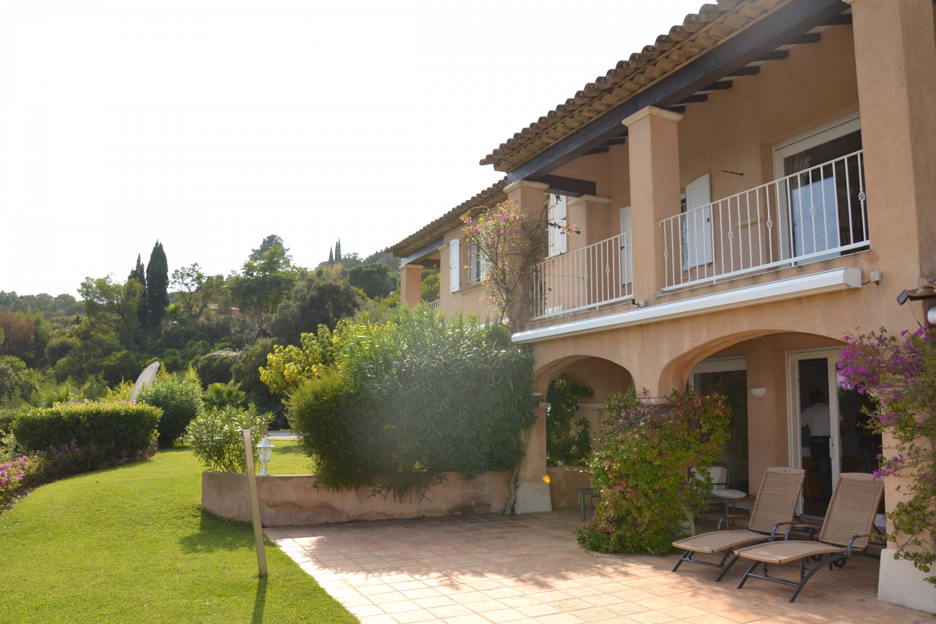 Villa with stunning sea view Cavalaire sur Mer Var Provence