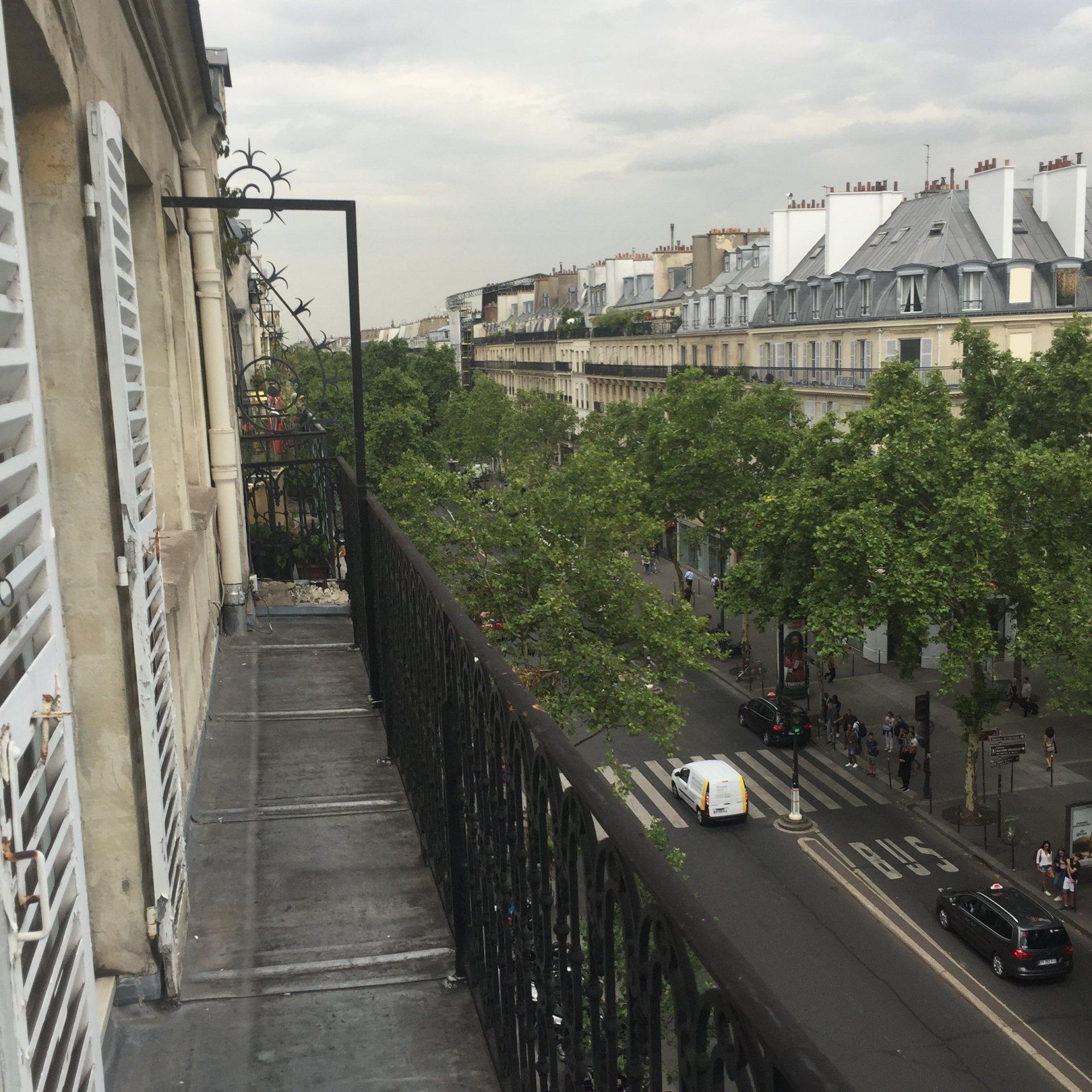 3pièces / 75001 limite 2eme arrondissement