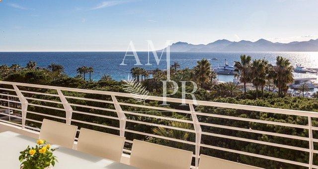 Luxueux appartement - Vue mer panoramique - Cannes Croisette