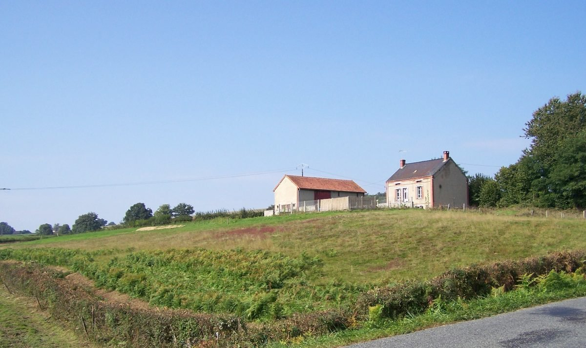 Rural property for sale in Burgundy near Luzy