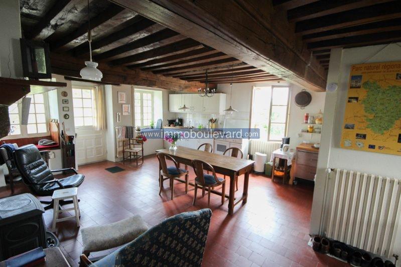 Roussillon en Morvan gemütliche Haus