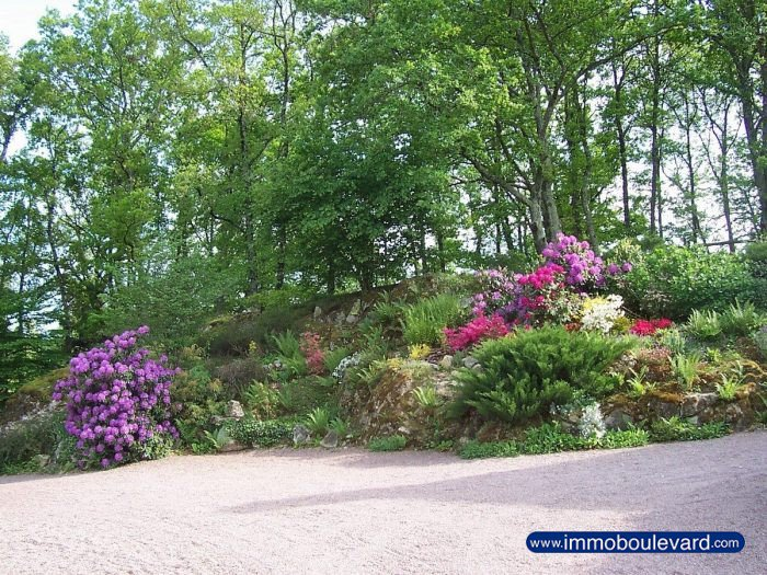 Luxury villa with pool + lake for sale near Chateauroux 36