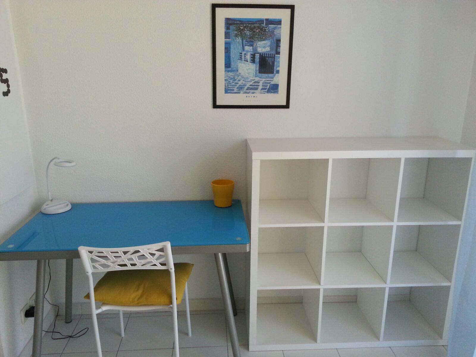 location Nice, studio meublé 19.10m² situé quartier Saint Jean d'Angely