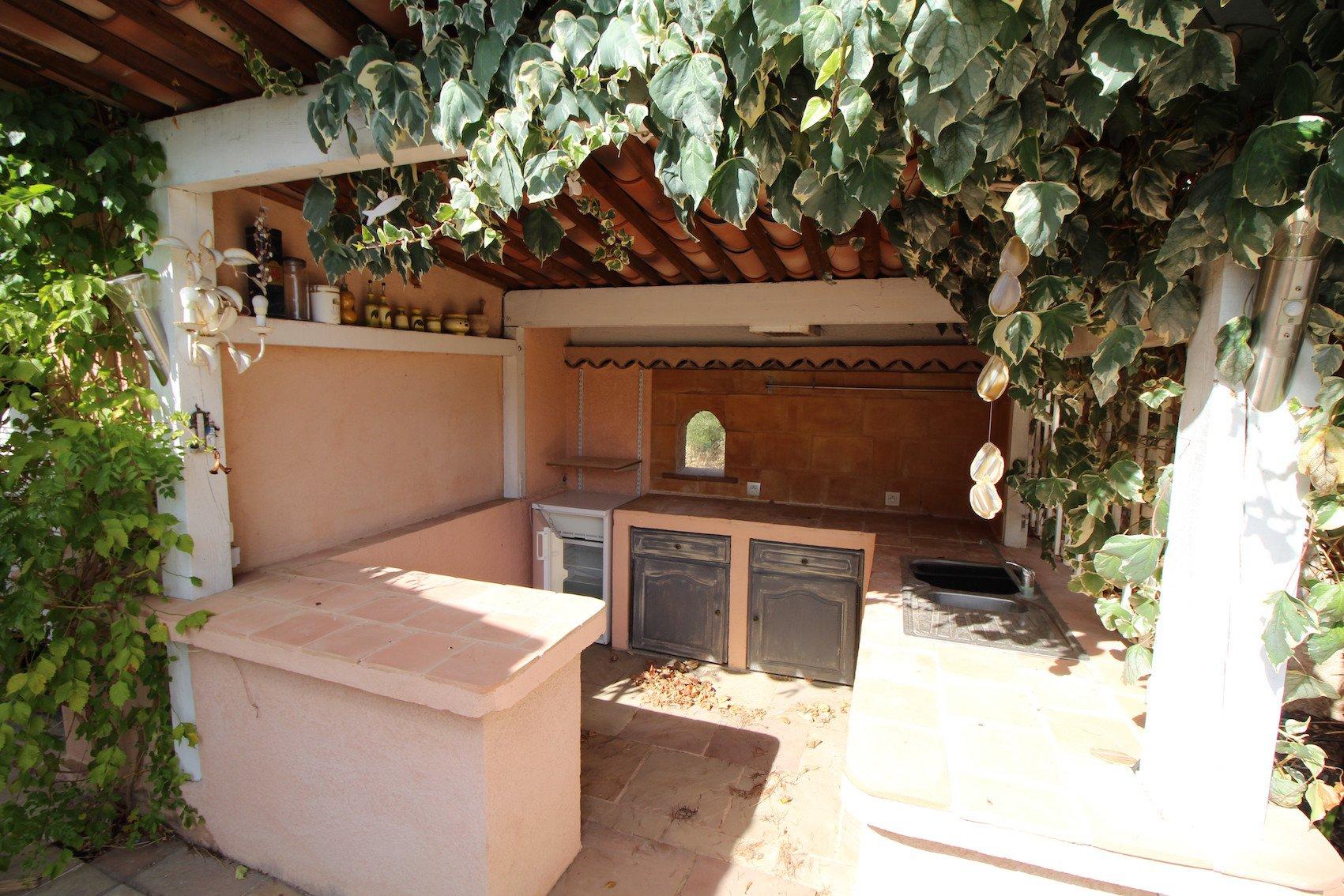 Vidauban, confortable maison offrant de nombreuses possibilités