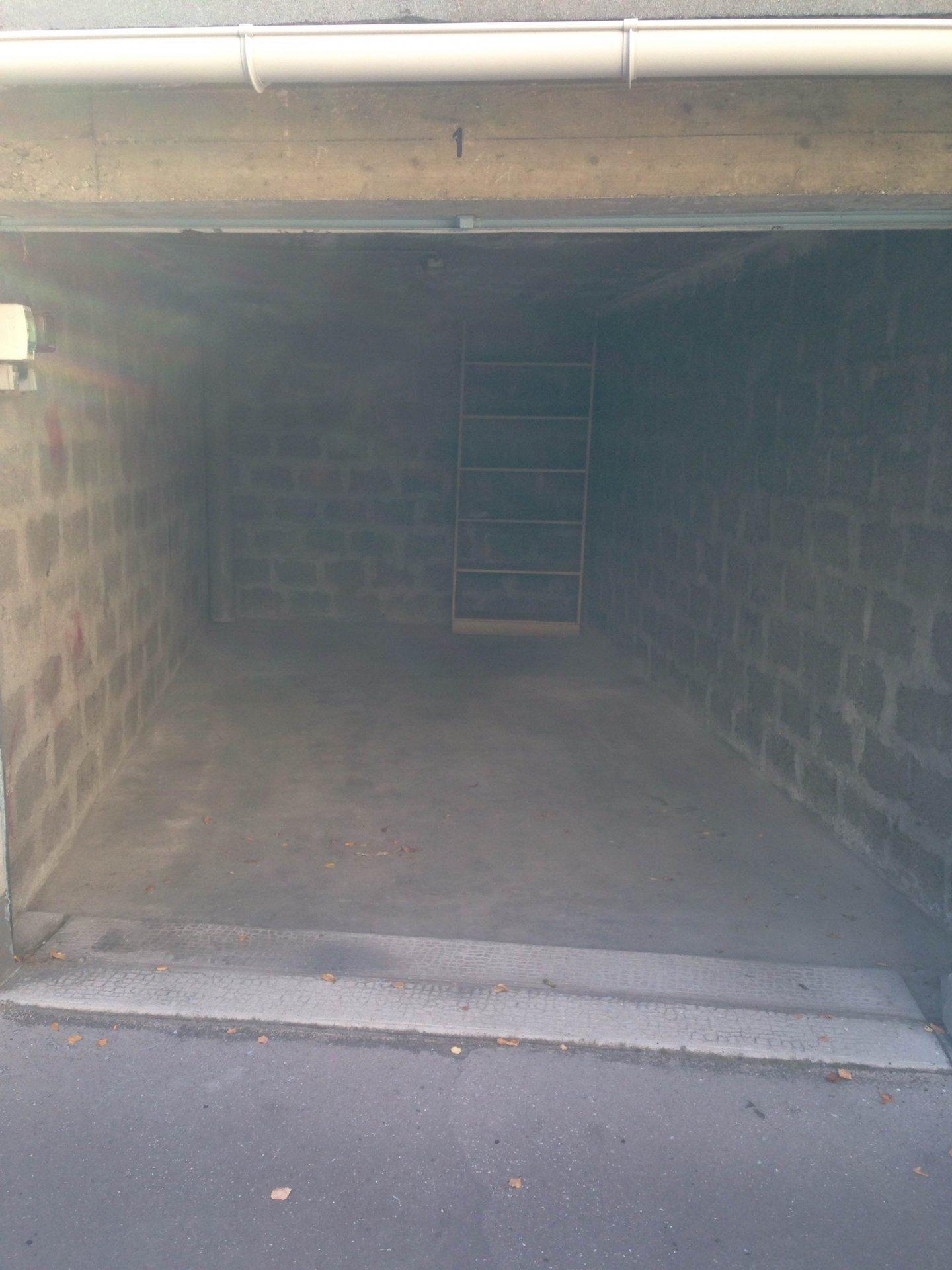 Garage Box centre-ville