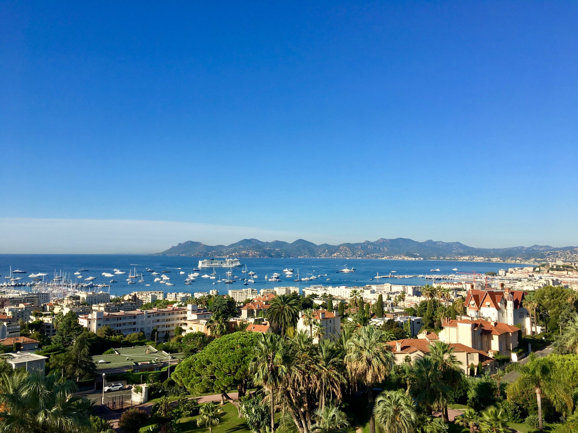 Duplex 4 P Cannes Californie 130 m2