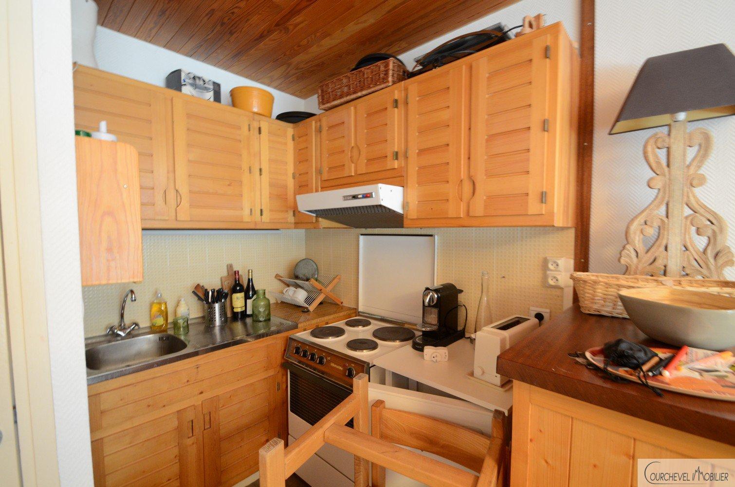 Pleasant apartment - Courchevel Moriond