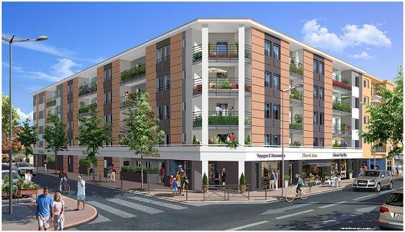 VALLAURIS - Prôvence-Alpes-Côte d'azur - vente appartement neuf - loi Pinel