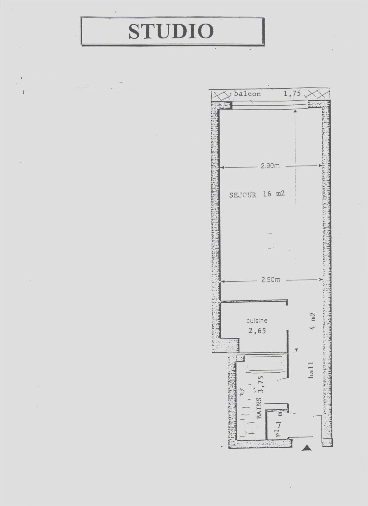 Uthyrning Lägenhet - Nice Pasteur