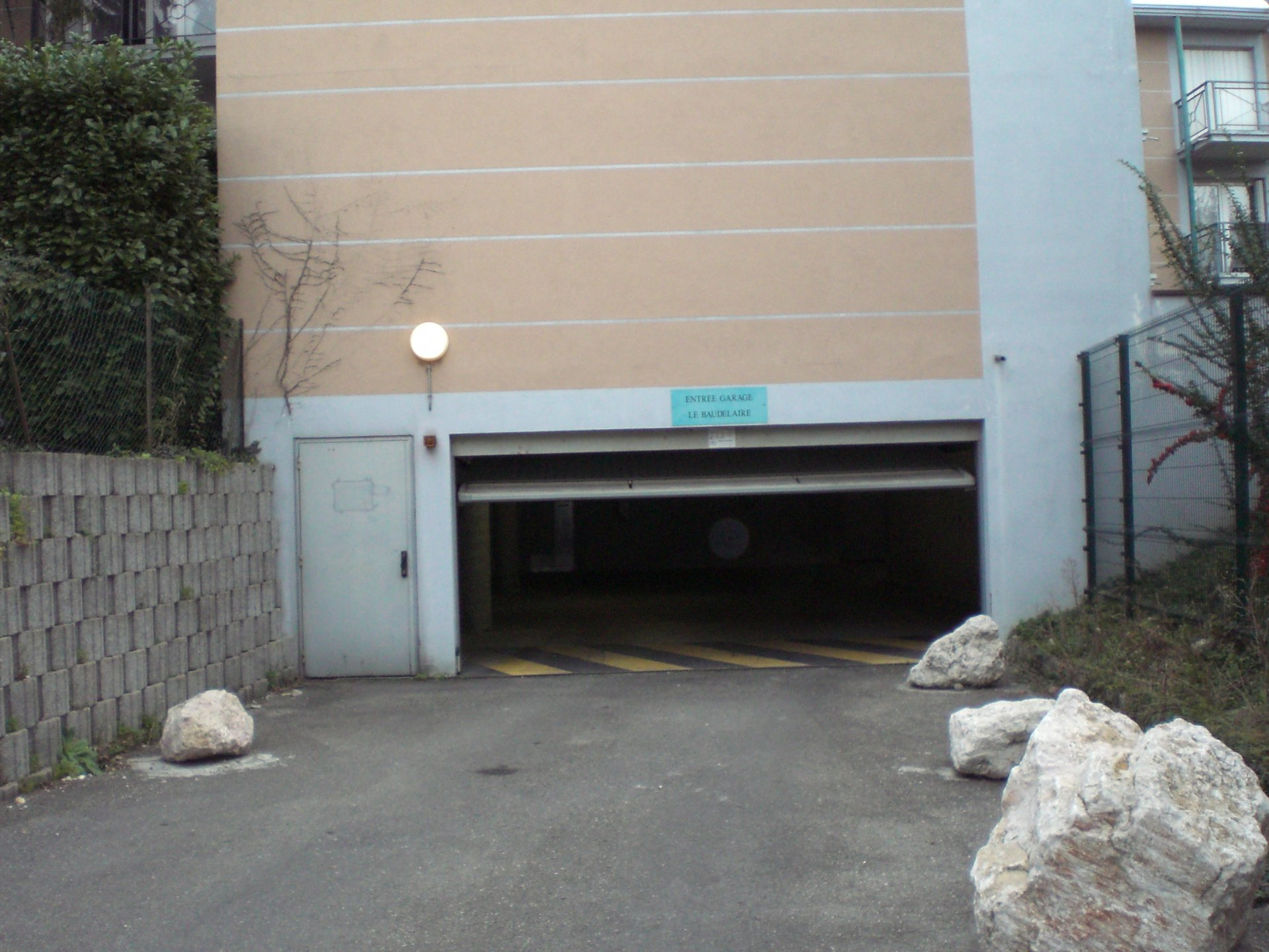 Garage Box secteur Clemenceau