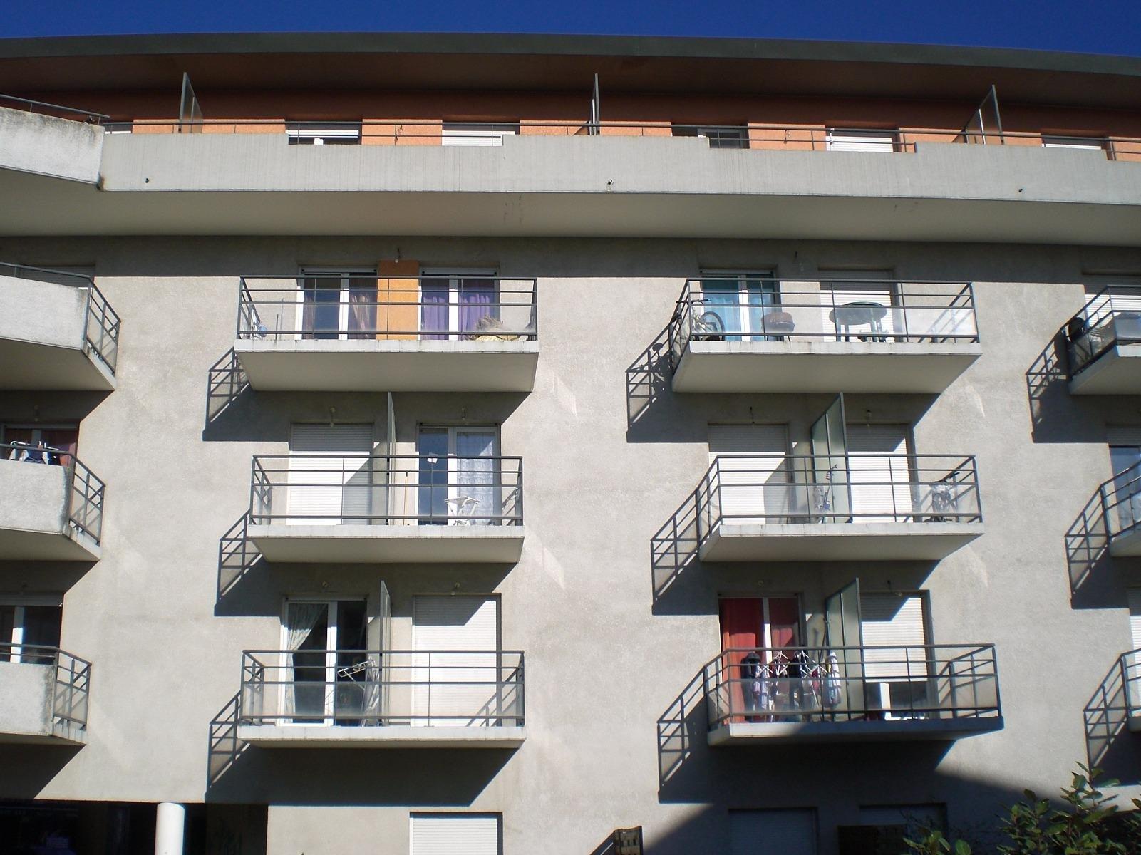 Studio + balcon