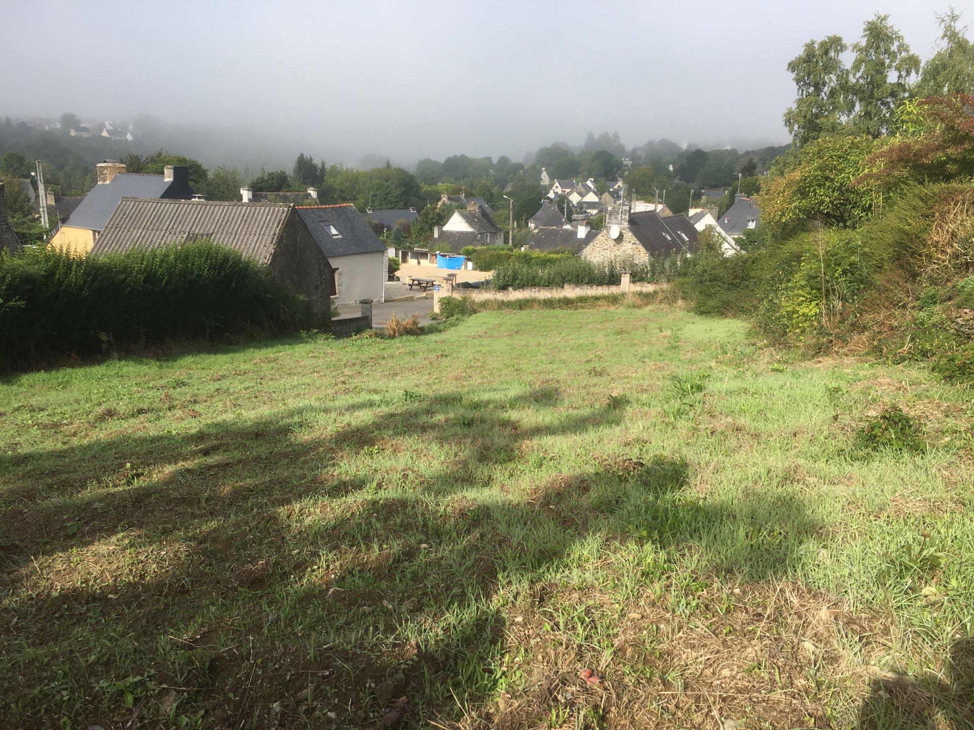 Sale Building land - Carhaix-Plouguer