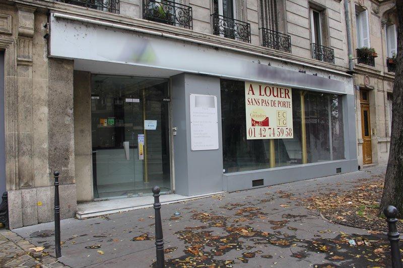 Paris IV - Boulevard Morland - Boutique -