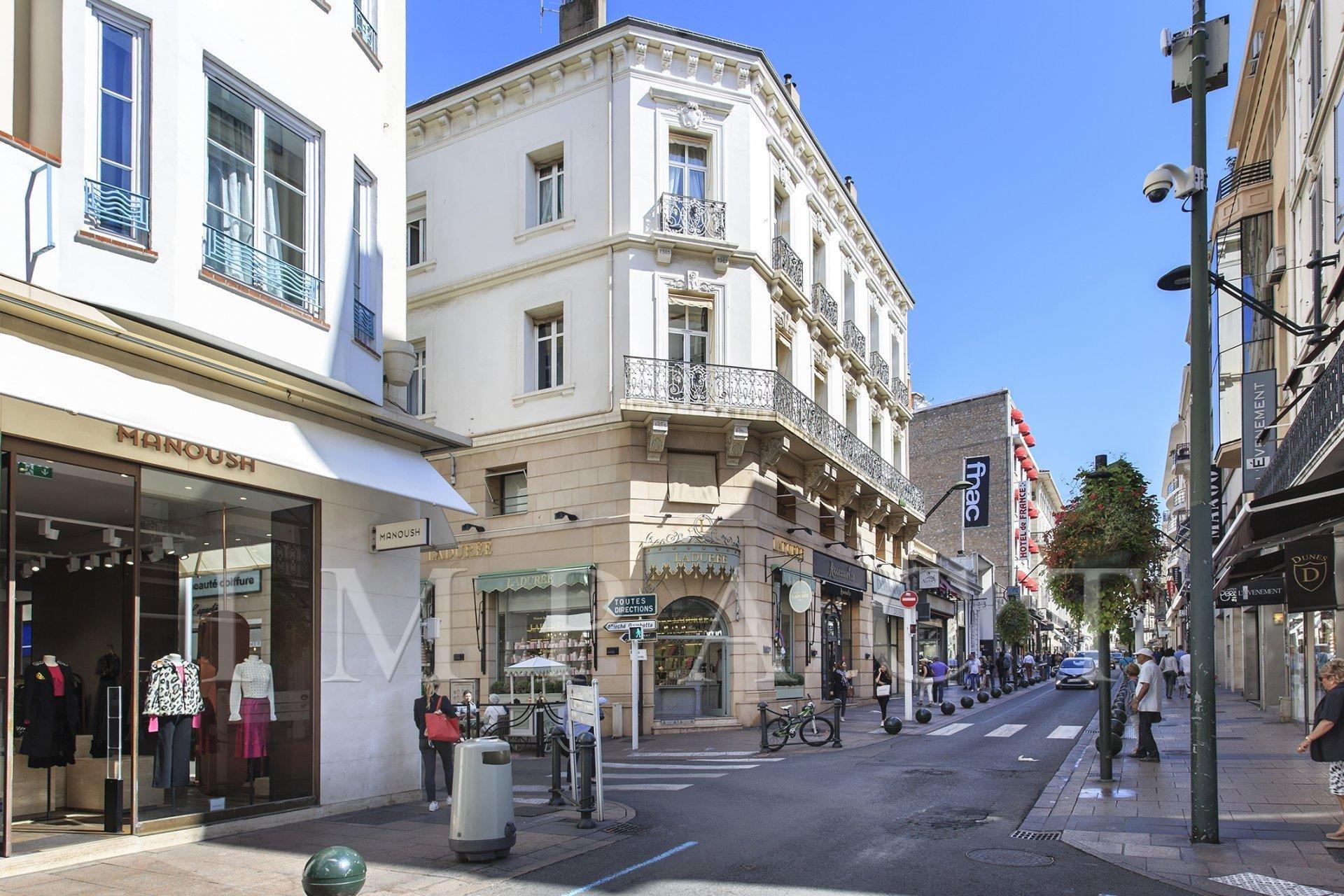 Appartement à louer, centre ville de Cannes