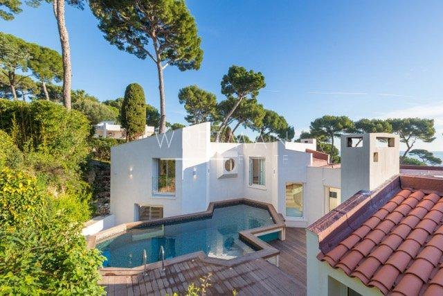 Unique villa - Cap d'Antibes