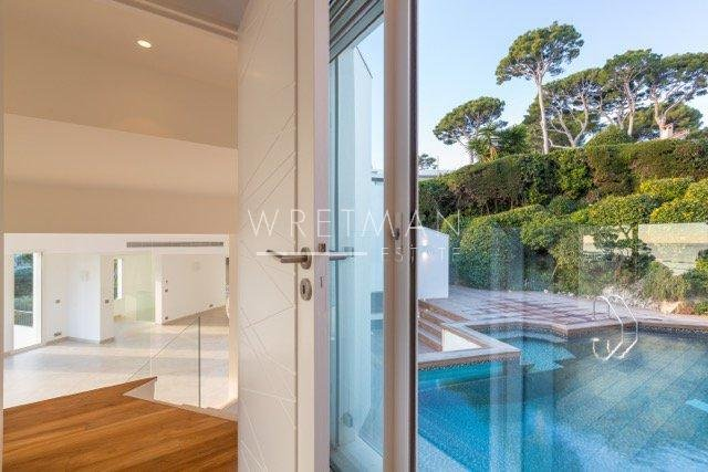 Unique villa - Cap d´Antibes
