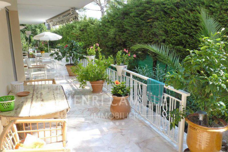 CANNES/LECANNET EUROPE Vrai 5 pièces avec grand  jardin. Idéal famille