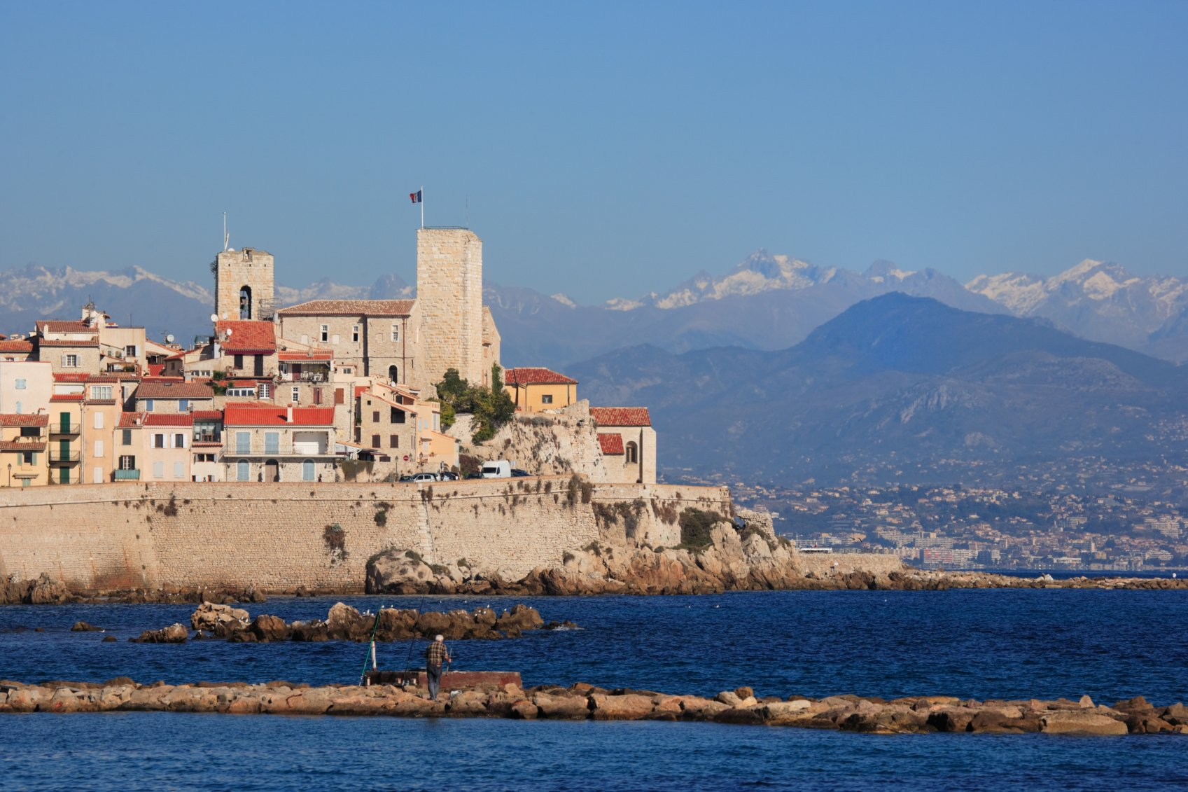 ANTIBES old town restaurant for sale