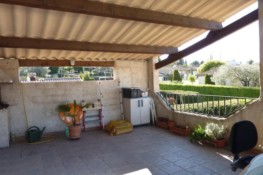mouans sartoux, 3 pièces vide terrasse garage & plg