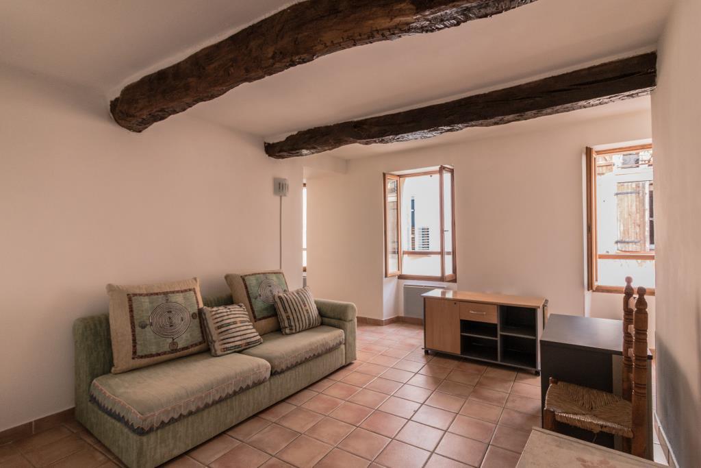 Mouans sartoux, 2 pièces vide ou meublé, balcon