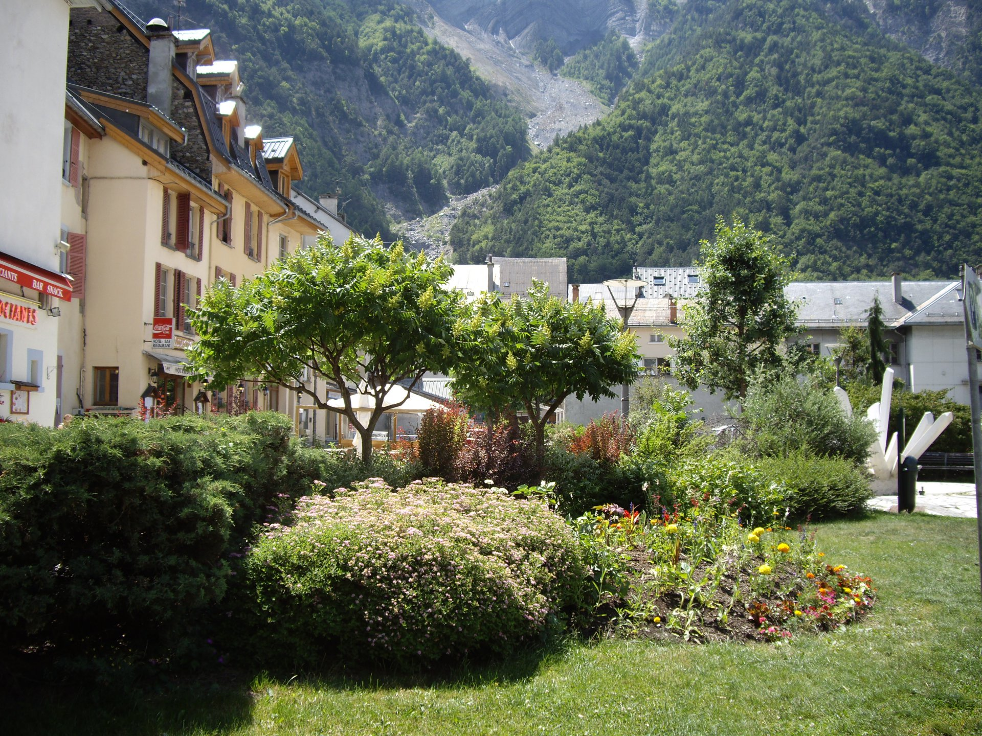 Sale Building land - Le Bourg-d'Oisans