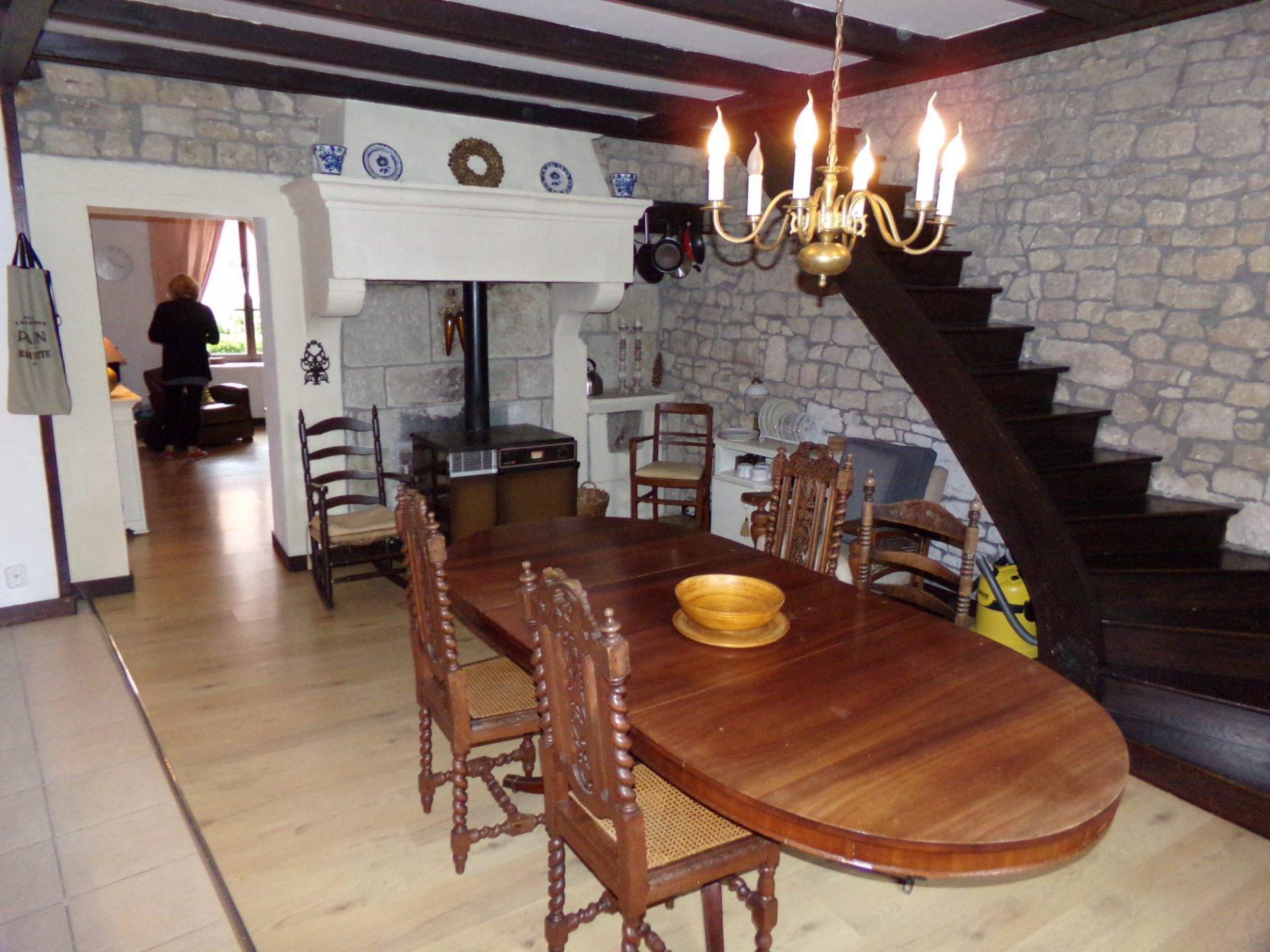 Belle maison de village dans la Haute-Saône, Parfaite pour vos vacances!