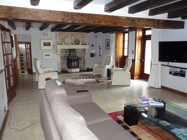 Exceptional House and Gîte with Indoor Pool and Panoramic Views
