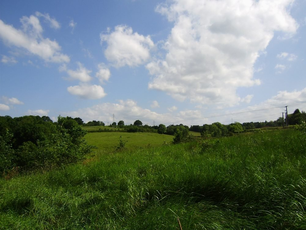 Building plot with  beautiful view for sale in Burgundy