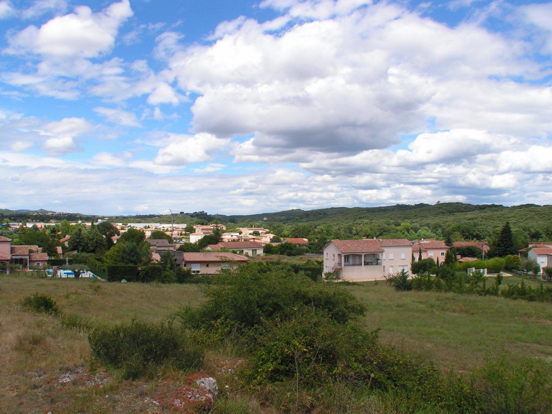 A vendre: Terrain à bâtir 15 villas, Alès, Gard