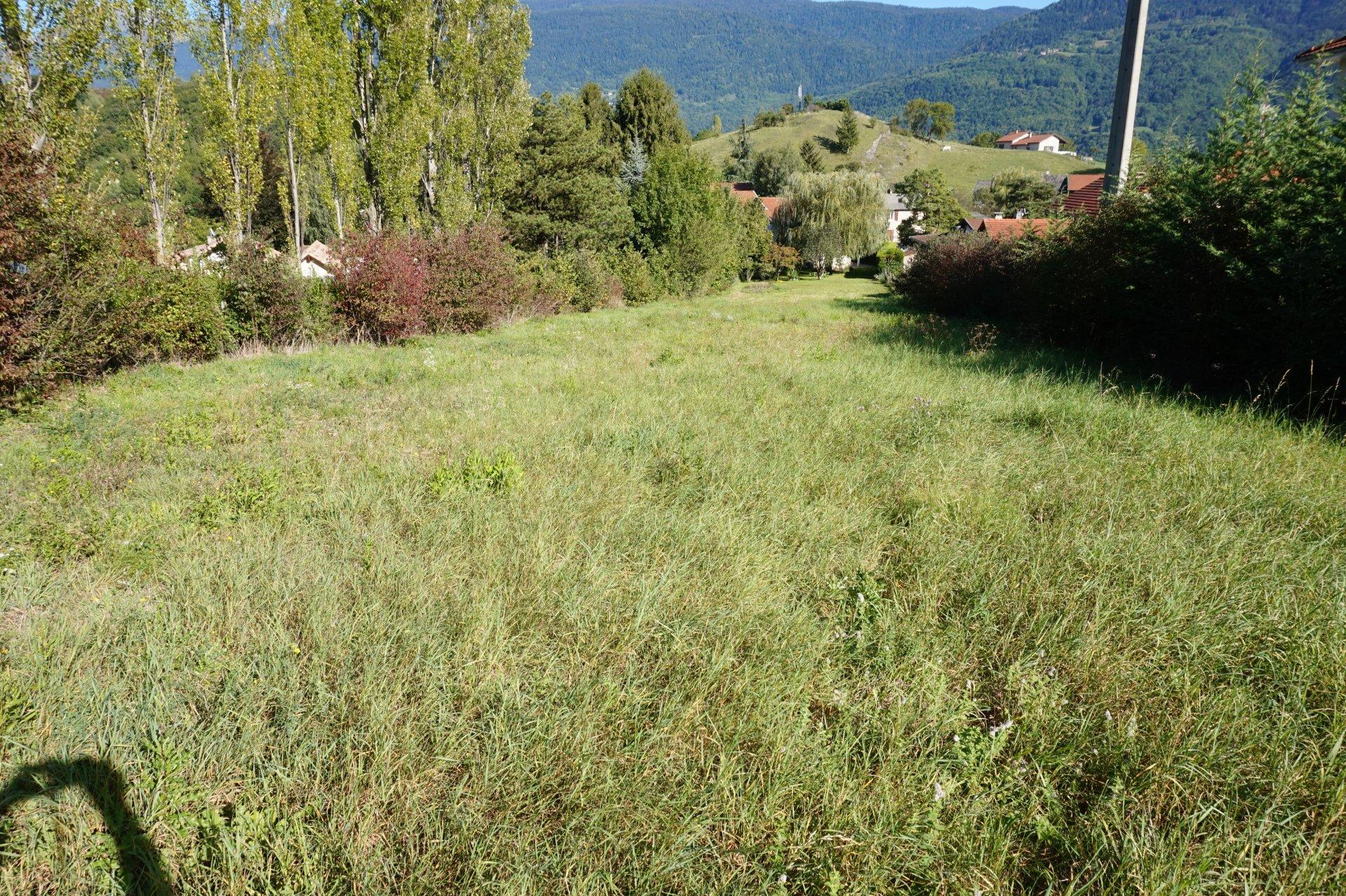 Vente Terrain constructible - Brie Et Angonnes
