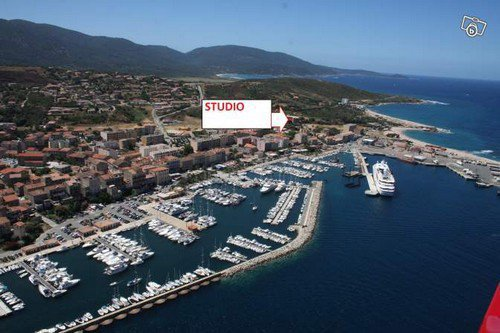 Seasonal rental Studio - Propriano