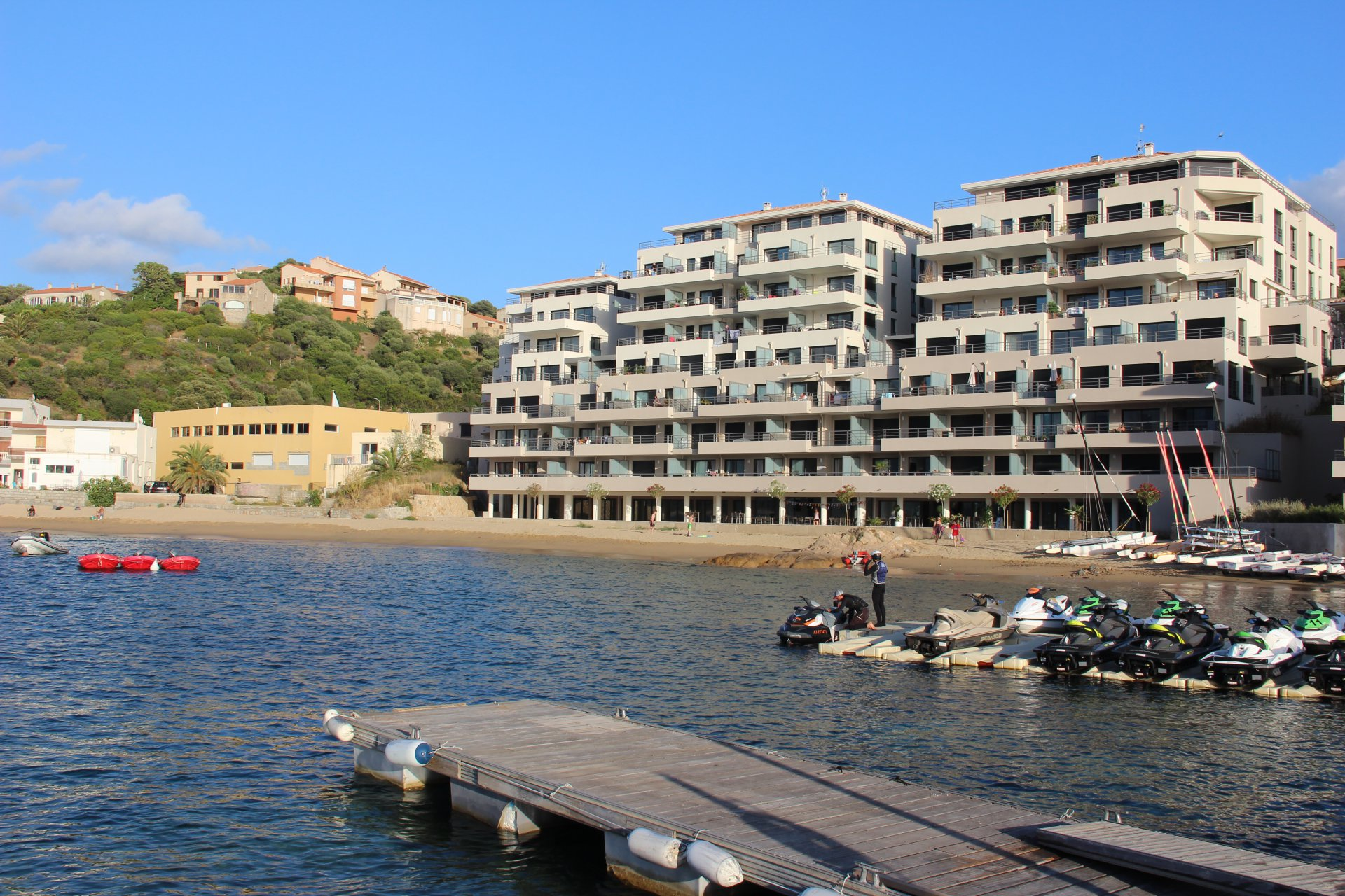 Seasonal rental Apartment - Propriano