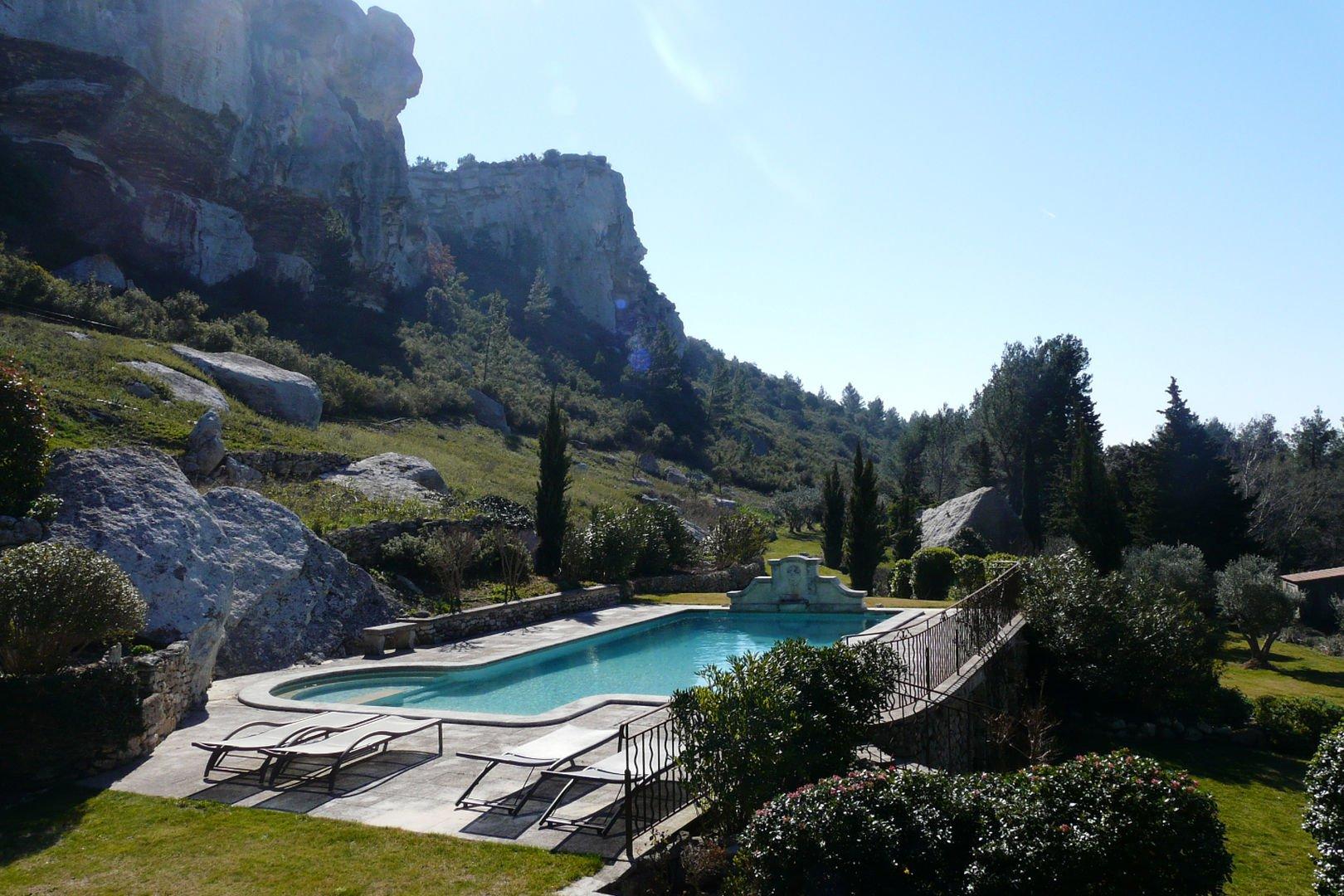 Vente Propriété - Les Baux-de-Provence
