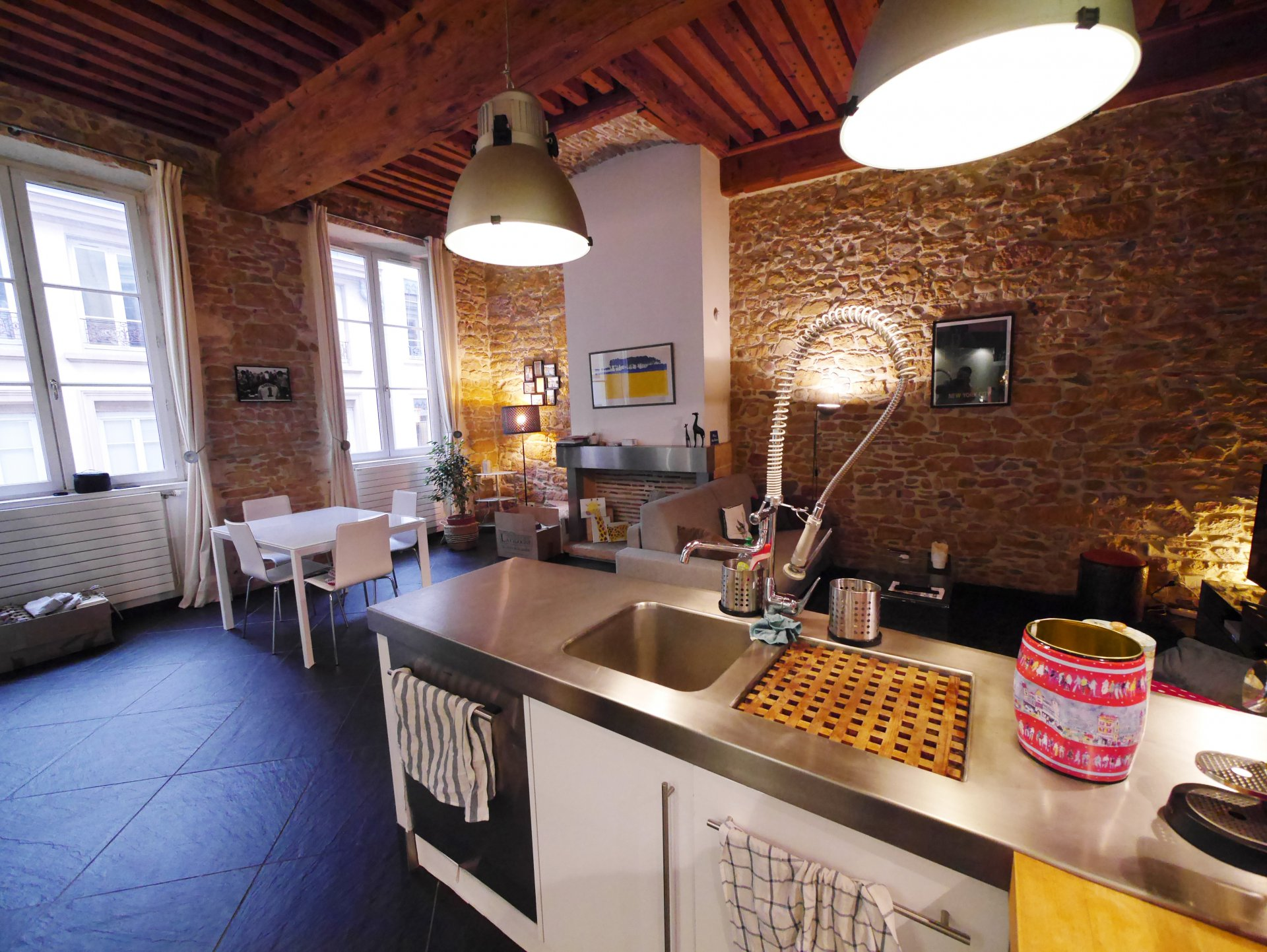 Location Appartement - Lyon 2ème Cordeliers
