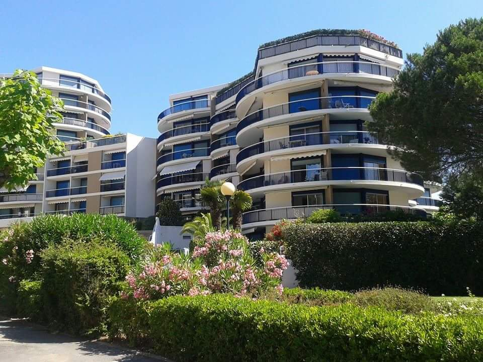 Affitto stagionale Appartamento - Mandelieu-la-Napoule