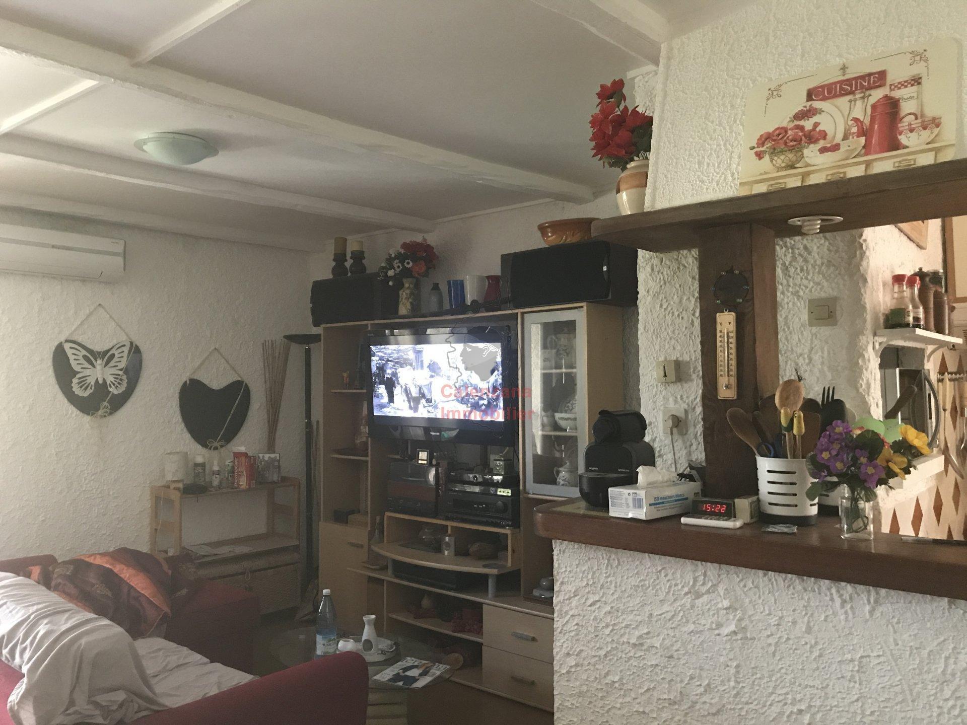 Appartement T2+ / Rez-de-jardin / Marine de Lumio / 50m2