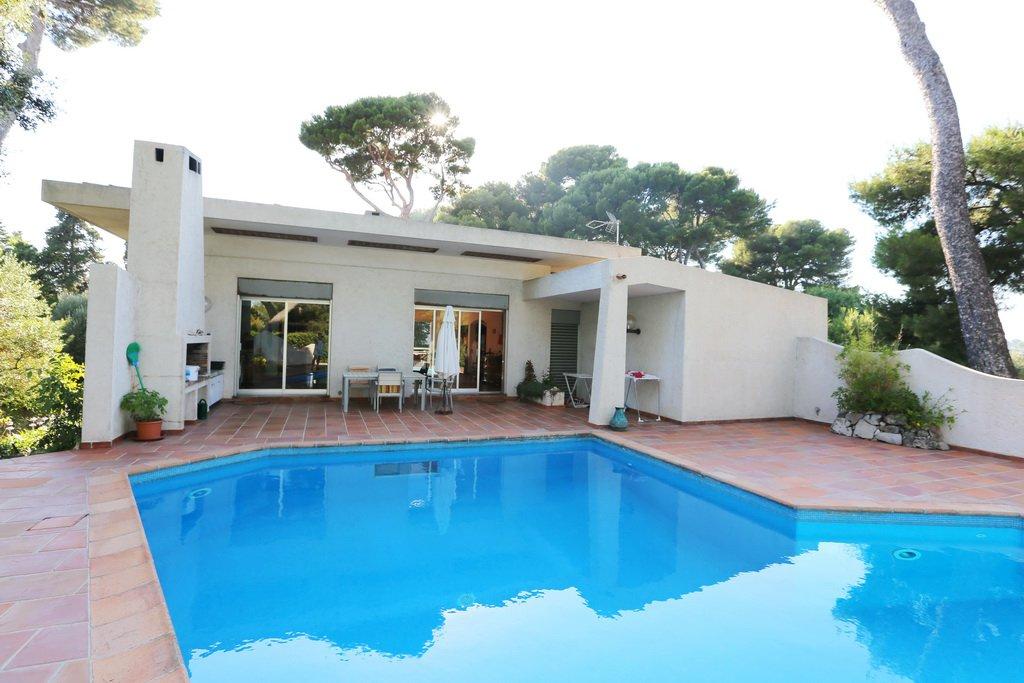 Vente Villa Cap d'Antibes Garoupe Vue Mer