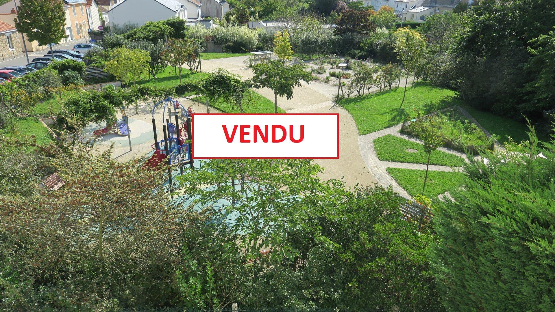 Nantes - Longchamp - Appartement 4 pièces