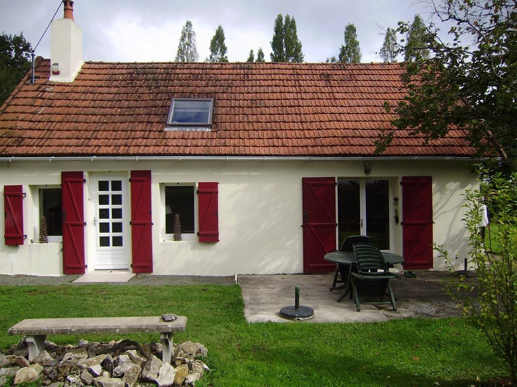 Charming cottage in Burgundy