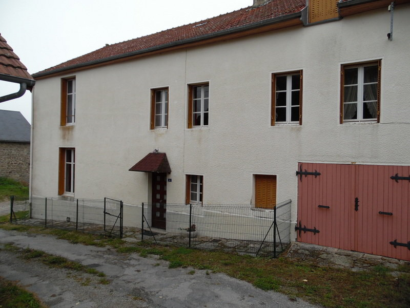 For sale in the Creuse, a large house with outbuildings.