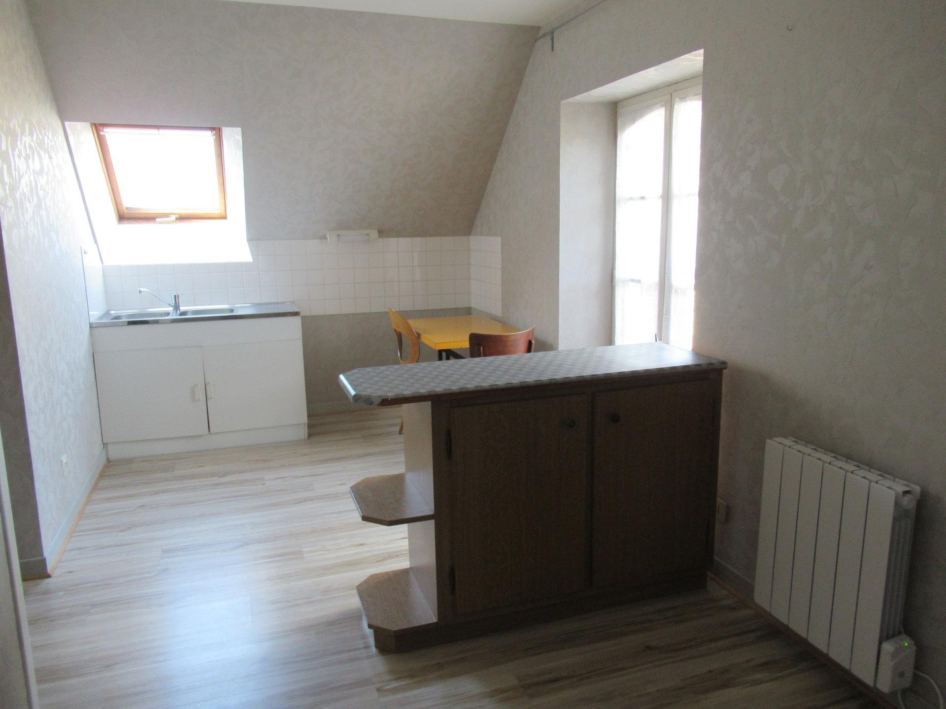 Location Appartement - Saint-Aubin-du-Cormier