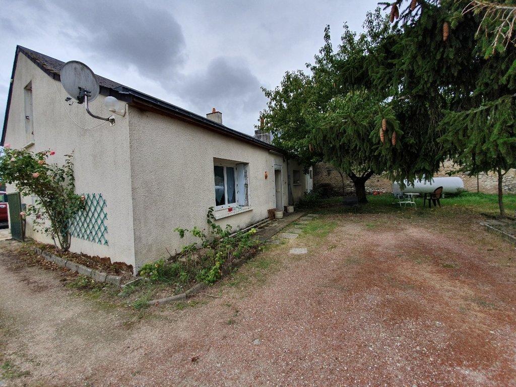 Maison de bourg - Channay sur Lathan
