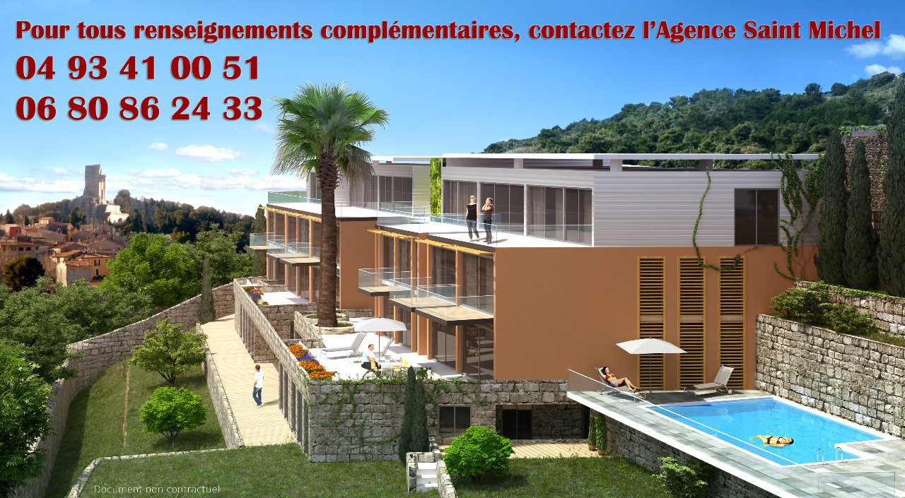 Vente Appartement - La Turbie Village