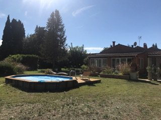 PAISIBLE maison restaurée à Saint Rémy de PCE