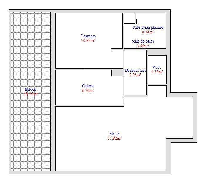 Verkoop Appartement - Saint-Laurent-du-Var