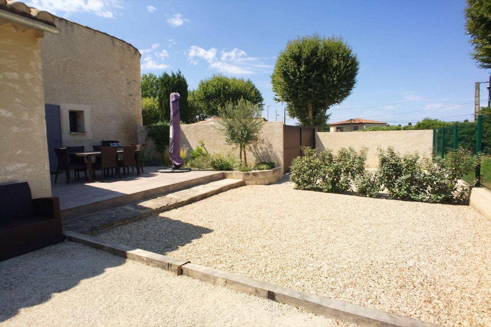 Location saisonnière Maison - Saint-Rémy-de-Provence