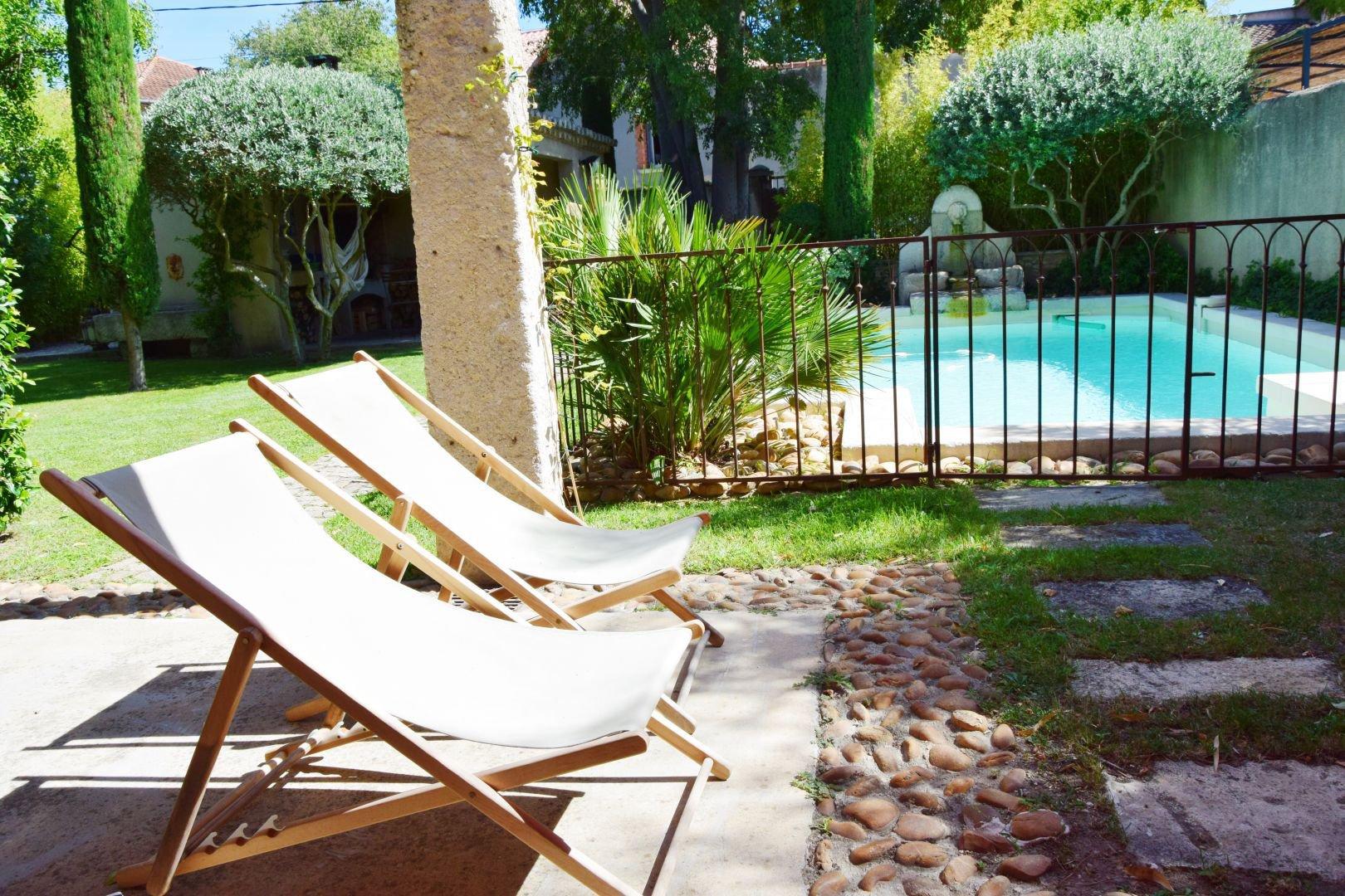 Location saisonnière Mas - Saint-Rémy-de-Provence