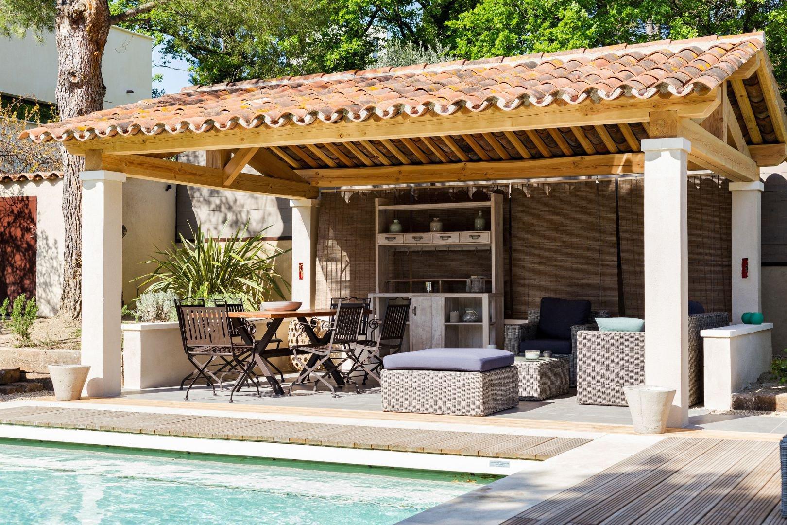 Location saisonnière Villa - Saint-Rémy-de-Provence