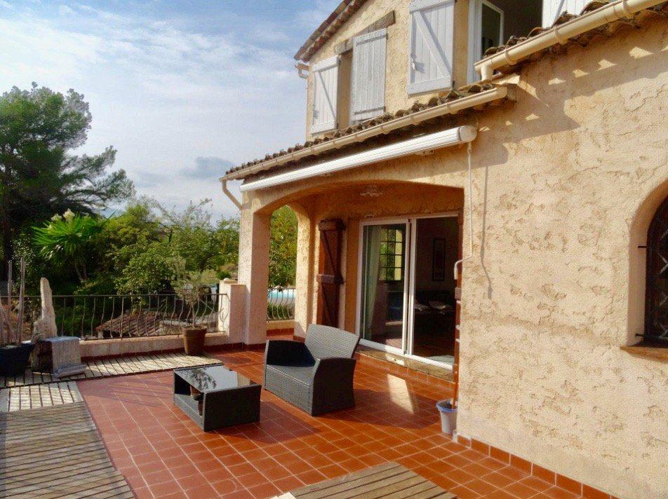 Sale House - La Roquette-sur-Siagne